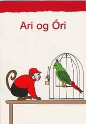 Listin að lesa og skrifa – Ari og Óri