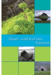 Ísland, veröld til að njóta – Verkefnabók