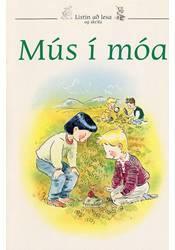 Listin að lesa og skrifa 3 – Mús í móa