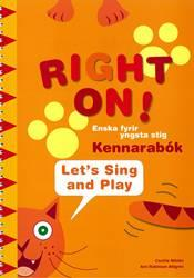 Right On! – Kennarabók