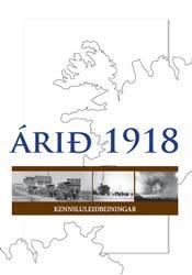 Árið 1918 – Kennsluleiðbeiningar
