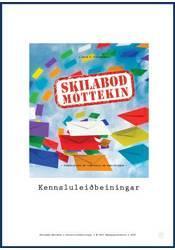 Skilaboð móttekin – Kennsluleiðbeiningar