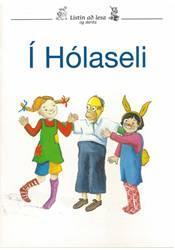Listin að lesa og skrifa 8a – Í Hólaseli
