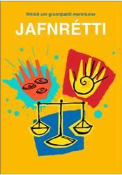 Jafnrétti – Rit um grunnþætti menntunar – Rafbók
