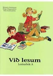 Við lesum – Lestrarbók A