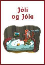 Listin að lesa og skrifa 8b –  Jóli og Jóla