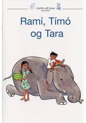 Listin að lesa og skrifa 10a – Ramí, Tímó og Tara