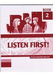 Listen First! – Book 2