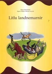 Litlu landnemarnir – Auðlesin sögubók