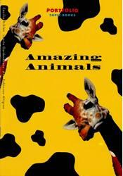 Portfolio – Topic Book – Amazing Animals
