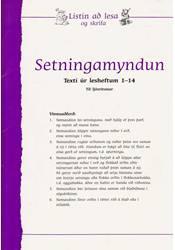 Listin að lesa og skrifa – Texti úr lesheftum til ljósritunar
