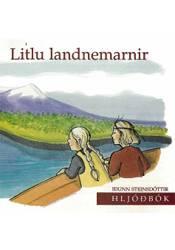 Litlu landnemarnir – Hljóðbók