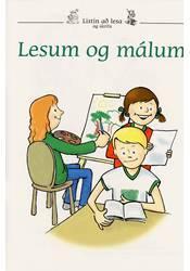 Listin að lesa og skrifa 4 – Lesum og málum