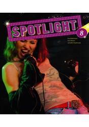 Spotlight 8 – Nemendabók
