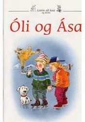 Listin að lesa og skrifa 2 – Óli og Ása