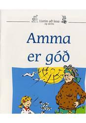 Listin að lesa og skrifa 10 – Amma er góð