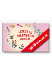 Leikur að íslenskum orðum – Vefur