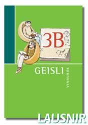 Geisli 3B – Lausnir við vinnubók