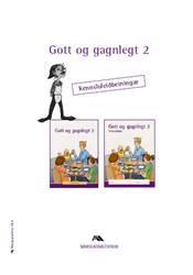 Gott og gagnlegt 2 – Kennsluleiðbeiningar