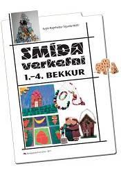 Verkefni í hönnun og smíði fyrir 1.–4. bekk - Rafbók