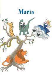 Listin að lesa og skrifa 4b -  María