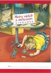 Meira sýslað á skólasafni - Vinnubók