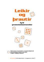 Leikir og þrautir í stærðfræði fyrir grunnskólanemendur