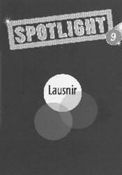 Spotlight 9 – Lausnir