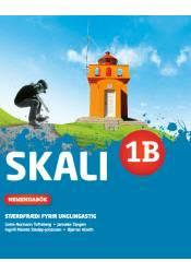 Skali 1B – Nemendabók, Rafbók