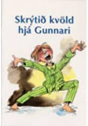 Skrýtið kvöld hjá Gunnari – Smábók
