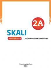 Skali 2A - Verkefnablöð