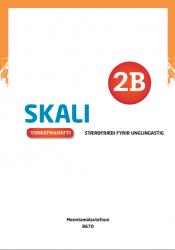 Skali 2B - Verkefnablöð
