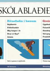 Skólablaðið - Vefur