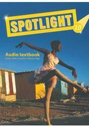 Spotlight 10 - Hljóðbók
