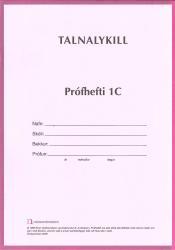 Talnalykill - Prófhefti 1C