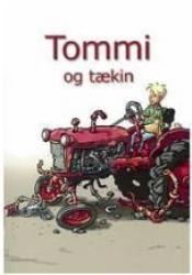 Tommi og tækin - Smábók (rafbók)