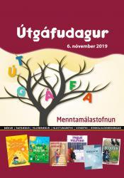 Útgáfubæklingur - Haust 2019