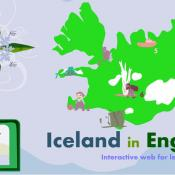 Iceland in English